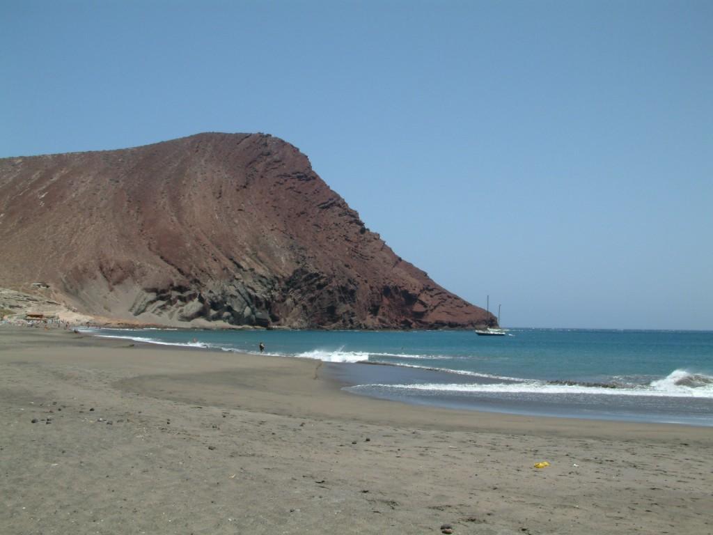 Plaża la Tejita