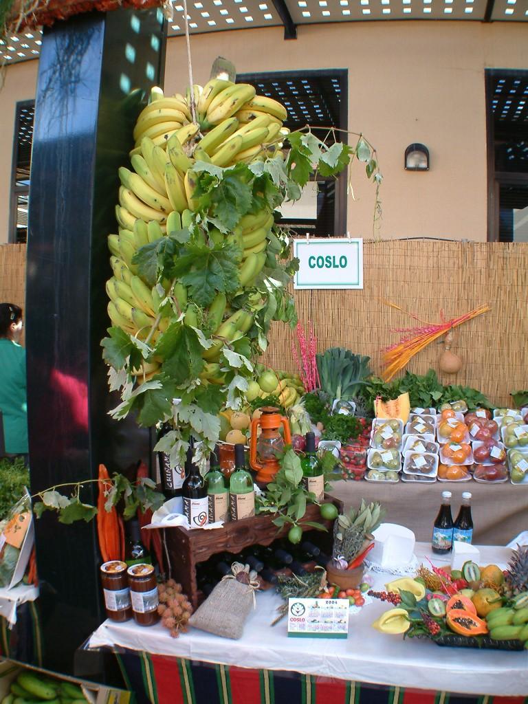 Banany z Teneryfy