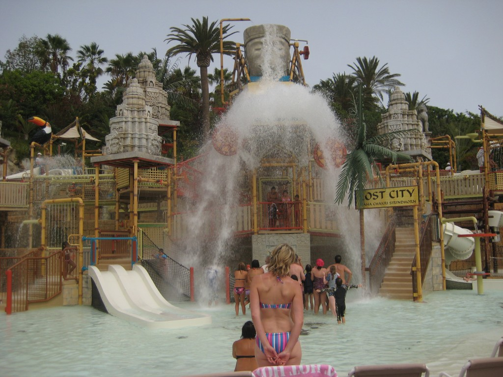 Lost City Siam Park Teneryfa