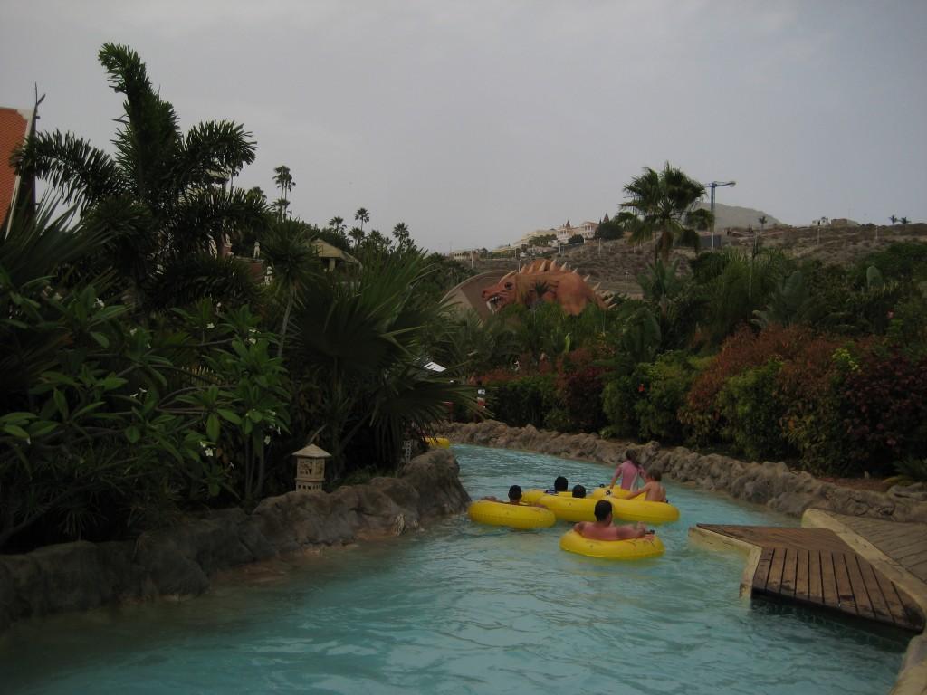 Mai Thai River, Siam Park, Teneryfa