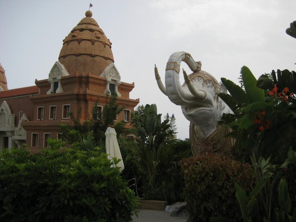 Park wodny Siam Park na Teneryfie