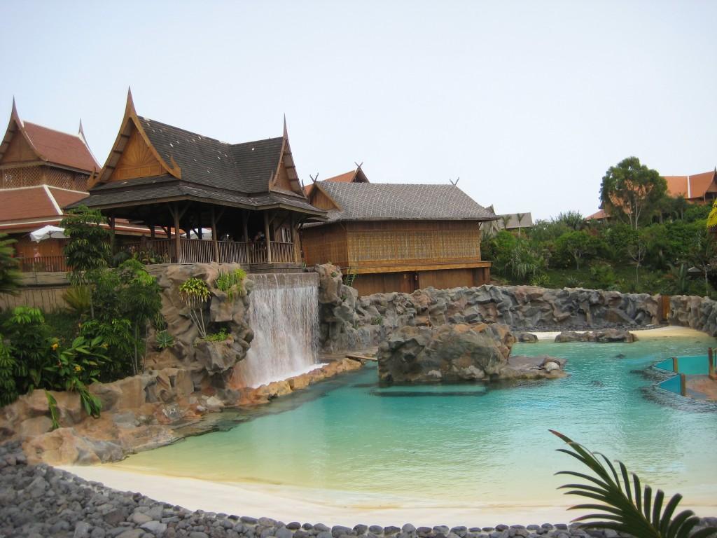 Siam Park na Teneryfie