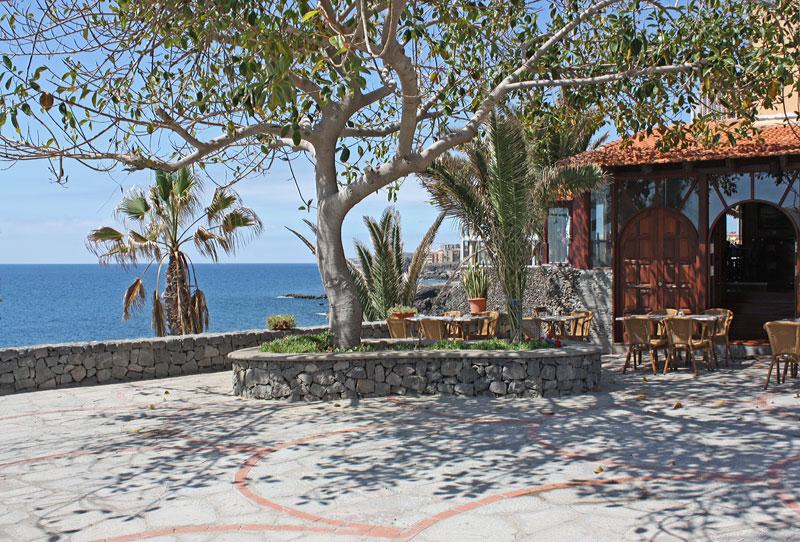 Restauracja El Mirador na Teneryfie