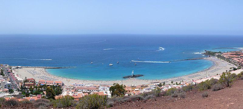 Plaża las Vistas