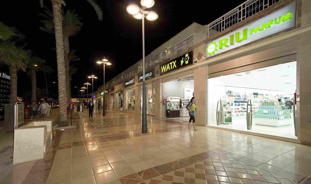 Centro Comercial Oasis